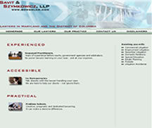 Homepage Website Design